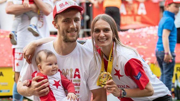 Vítězství v anketě Fotbalista roku obhájil Tomáš Souček