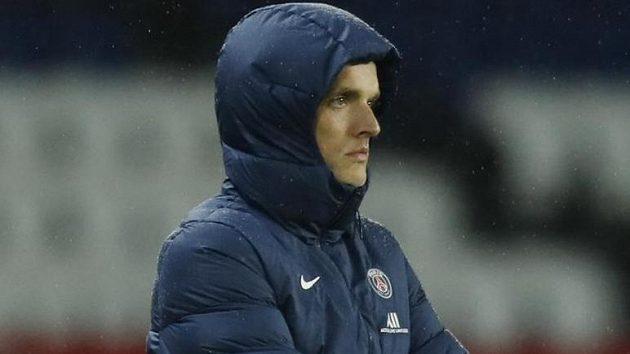 Trenér fotbalistů Paris St. Germain Thomas Tuchel