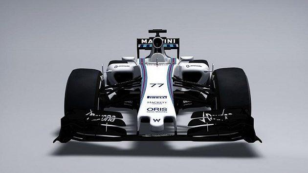 Formule 1 Williams FW37 pro sezónu 2015.