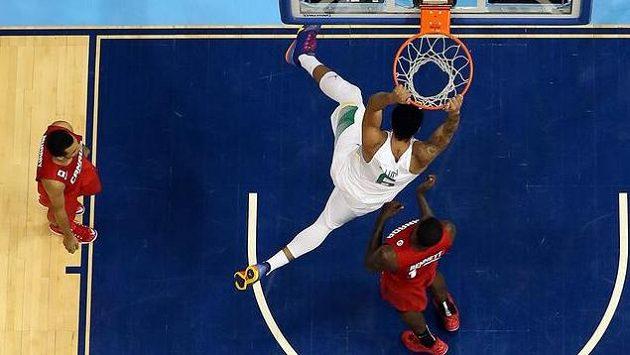 Basketbal, ilustrační foto