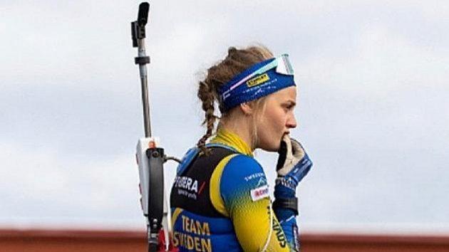 Stina Nilssonová se v biatlonu pořád teprve rozkoukává.