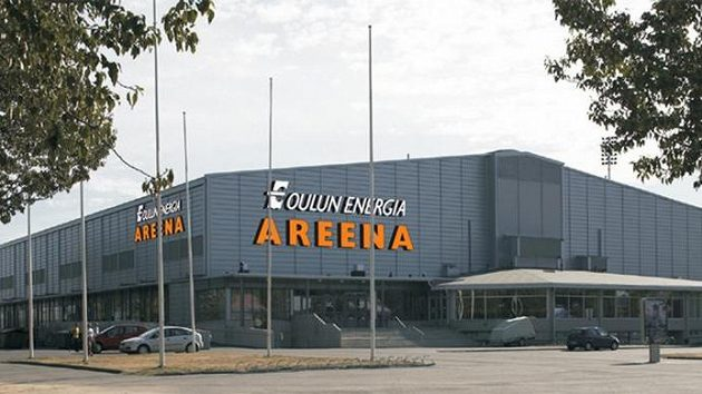 Stadion Energia Areena v Oulu