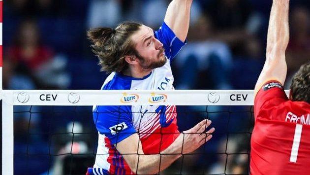 Zraněný Jan Hadrava v olympijské kvalifikaci národnímu týmu nepomůže.