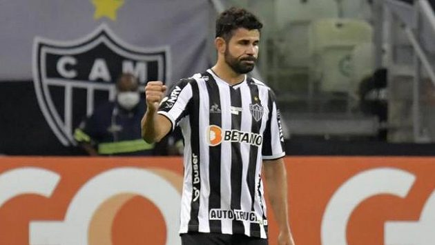 Bývalý španělský reprezentant Diego Costa