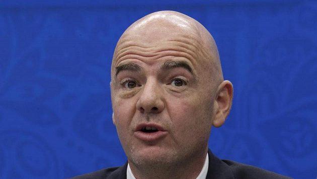 Ustoupí šéf FIFA Gianni Infantino pod tlakem ECA od svého návrhu na rozšíření MS?
