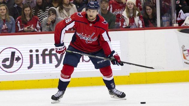 Zasáhne český obránce Washingtonu Jakub Jeřábek do finále Stanleyova poháru proti Las Vegas?