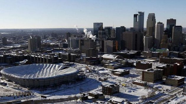 Stadion Minneapolis Metrodome