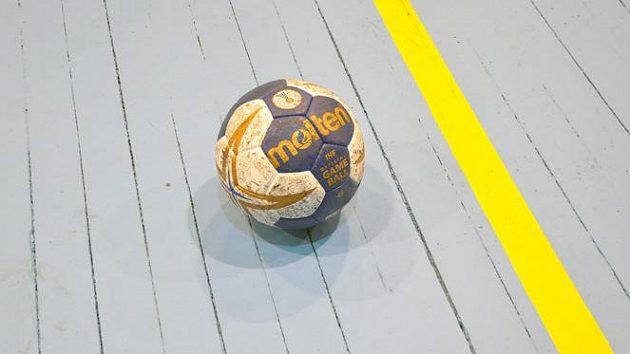 Házenkářský míč - ilustrační foto.