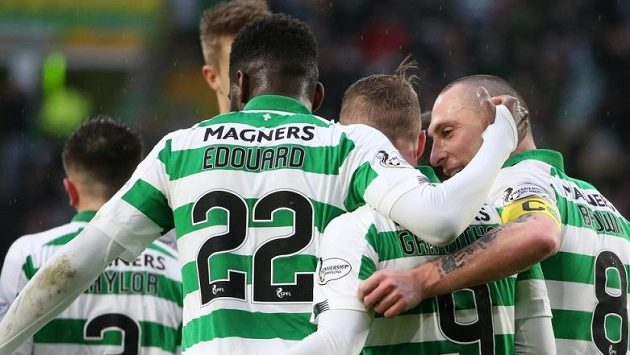 Fotbalisté Celtiku Glasgow obhájili titul