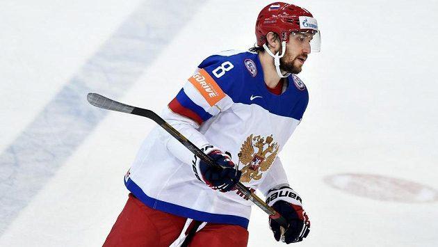 Ruský útočník Alexander Ovečkin vyjádřil přání hrát na další olympiádě i přes nesouhlas vedení NHL