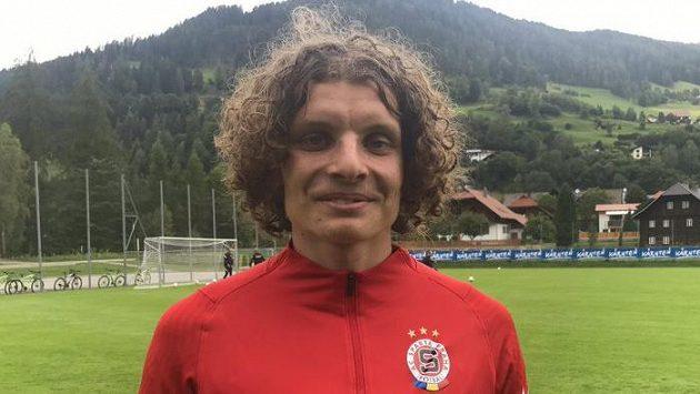 Filip Souček už je v Bad Kleinkirchheimu, kde zkusí zabojovat o své místo ve Spartě.