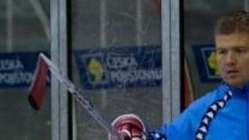 Hokejový trenér Jiří Čumpelík