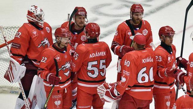 Třinečtí hokejisté budou patřit v novém ročníku extraligy opět mezi favority na titul