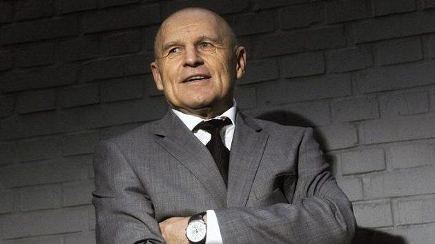 Jaroslav Hřebík, generální sportovní manažer fotbalové Sparty