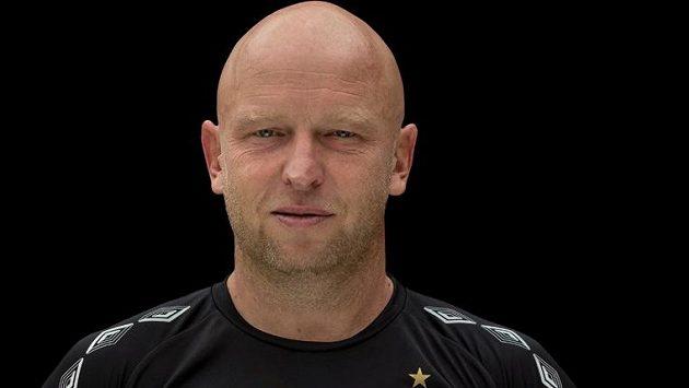 Asistent trenéra Slavia Zdeněk Houštecký