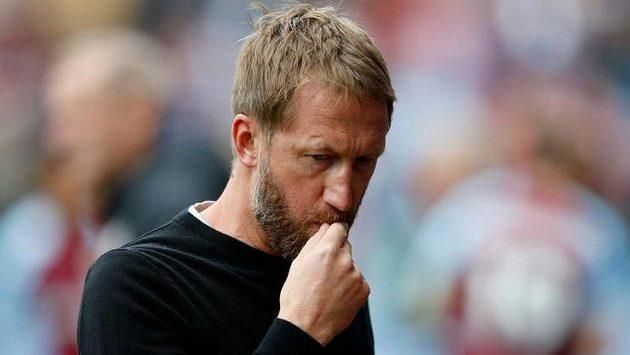 Trenér fotbalistů Brightonu Graham Potter