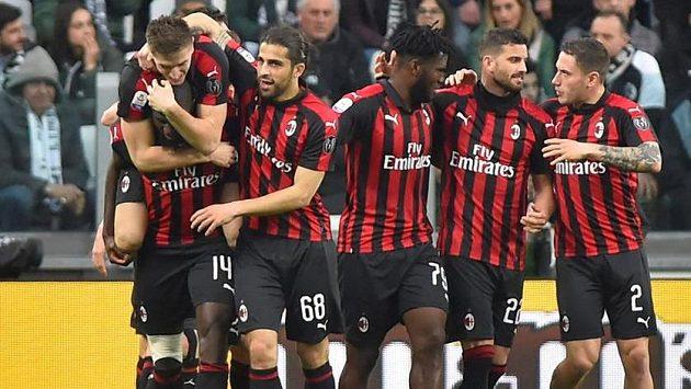 Nepříjemný problém musí řešit vedení AC Milán