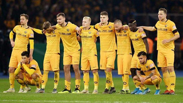 Fotbalisté Drážďan