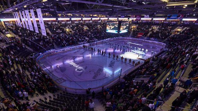 Liberecká Home Credit Arena.