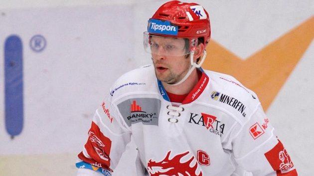 Petr Vrána mohl být s výkonem svého týmu spokojen
