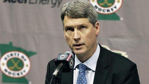 Chuck Fletcher je novým generálním manažerem hokejistů Philadelphie.