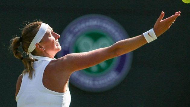 Stihne Petra Kvitová letošní Wimbledon?