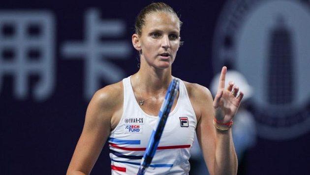 Karolína Plíšková na ocenění WTA nedosáhla
