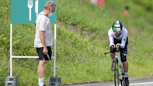 Sportovní ředitel Německého cyklistického svazu Patrick Moster musí kvůli rasistickým výrokům opustit olympijské hry v Tokiu