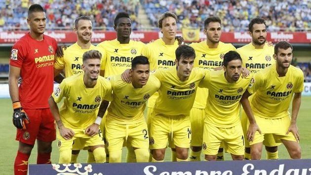 Fotbalisté Villarrealu.