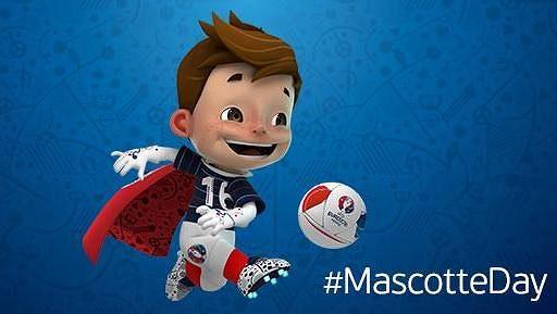 Maskot fotbalového mistrovství Evropy 2016 ve Francii čeká na svoje jméno.