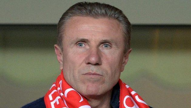 Bývalý hvězdný tyčkař Sergej Bubka se bude ucházet o post šéfa IAAF.
