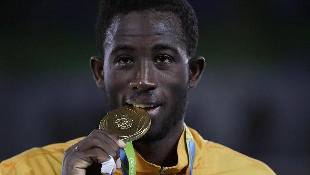 Taekwondista Cheick Sallah Cissé získal olympijské zlato pro Pobřeží slonoviny.