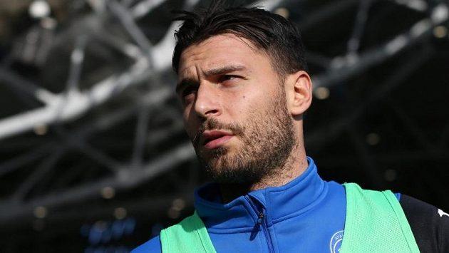 Brankář fotbalistů Atalanty Bergamo Marco Sportiello