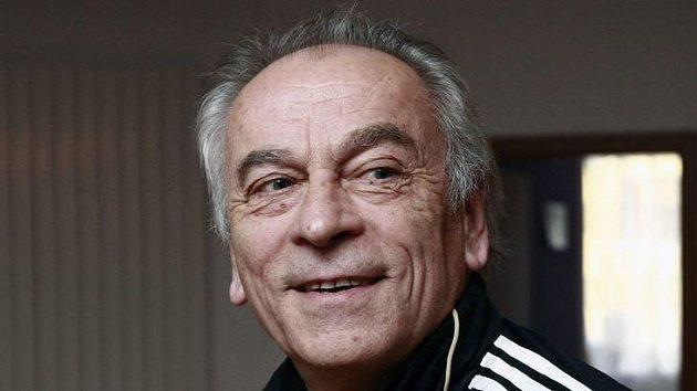 Staronový trenér Českých Budějovic František Cipro