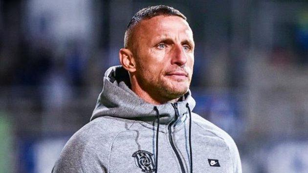 Brněnský kouč Pavel Šustr.