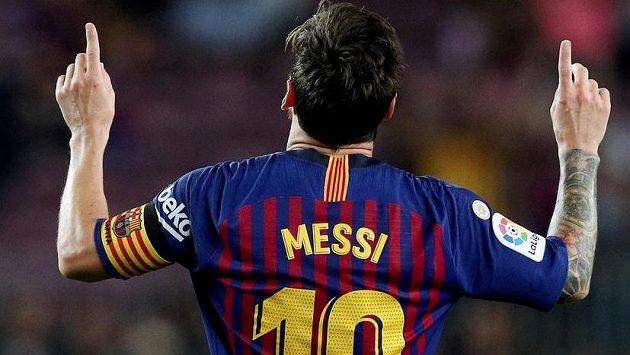 Lionel Messi dosáhl na další milník
