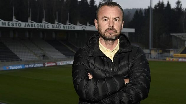 Zdenkovi Frťalovi bude dělat v Jablonci asistenta Ivan Kopecký.