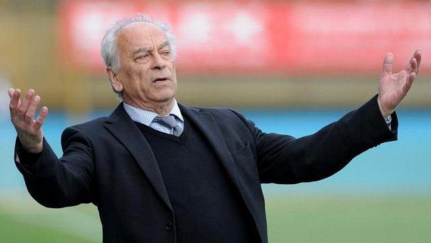 Trenér František Cipro už je s osudem Jihočechů smířený.