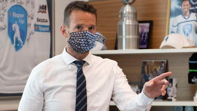 Richard Lintner končí po pěti letech v pozici šéfa slovenské extraligy