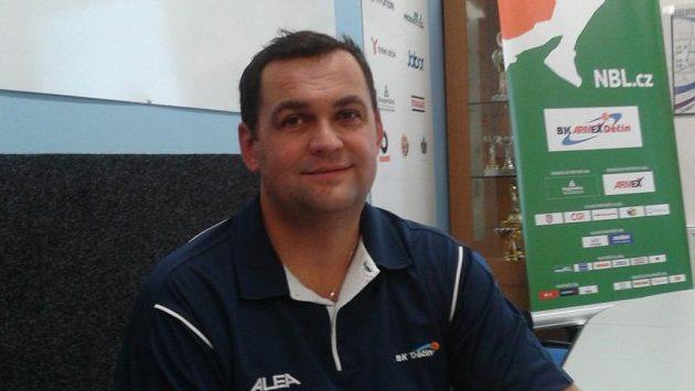 Děčínský trenér Pavel Budínský