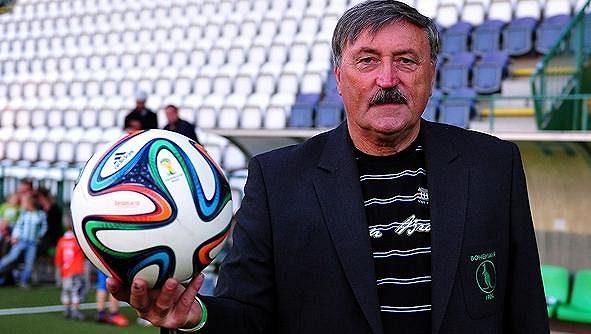 S Bohemians 1905 spojil Antonín Panenka celou kariéru.