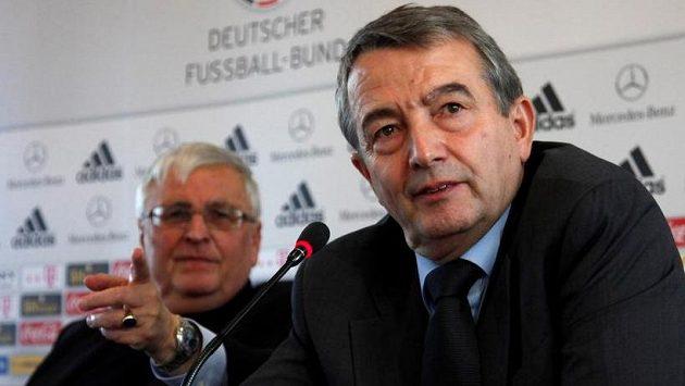Mezi obviněnými je i bývalý předseda Německého fotbalového svazu Wolfgang Nierbach