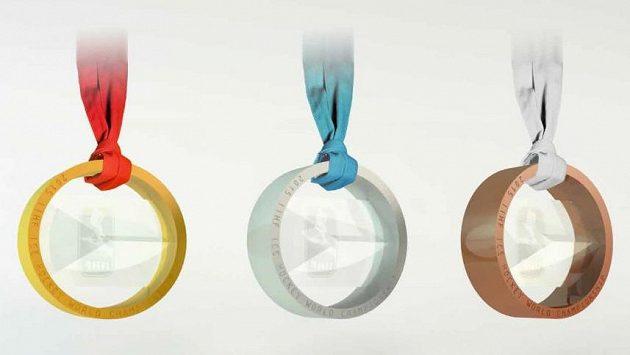 O tyto medaile budou hokejisté bojovat na letošním mistrovství světa v Praze a Ostravě.