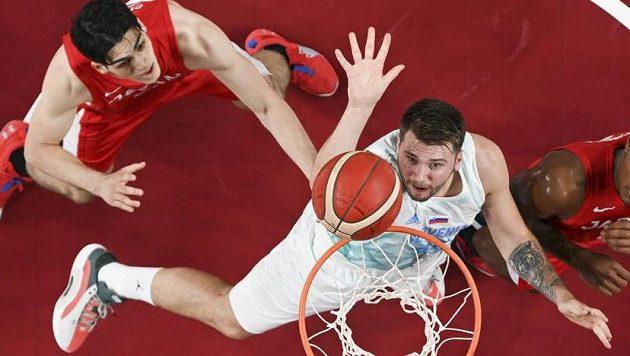 Slovinští basketbalisté si bez problémů poradili s Japonskem