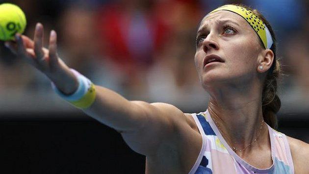 Petra Kvitová vyřadila ve 3. kole Australian Open Rusku Alexandrovovou