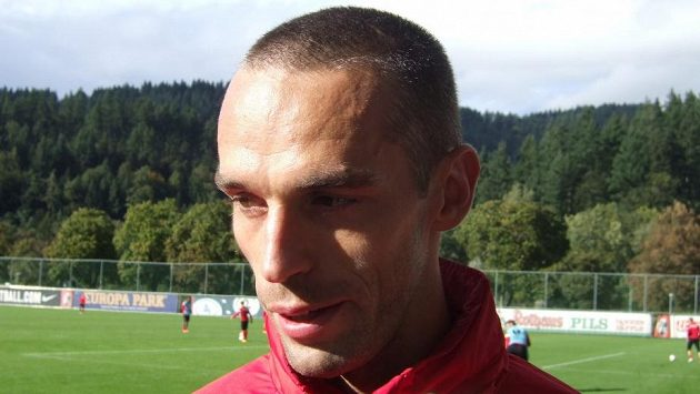 Bývalý obránce Freiburgu Pavel Krmaš.