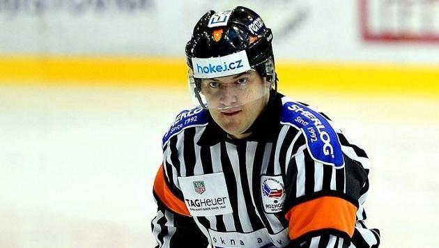 Martin Fraňo bude pískat na mistrovství světa