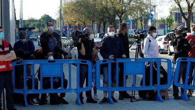 Španělsko se potýká s pandemií koronaviru (ilustrační foto)