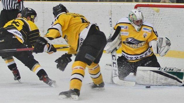 Hokejisté Sokolova postoupili do první ligy