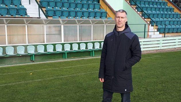 Trenér Martin Hyský.